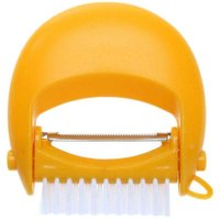 With Cleaning Brush Grain Corn Planer Gadget Stripper Peel Threshing Device